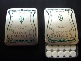 HINTMINT MINI の変遷